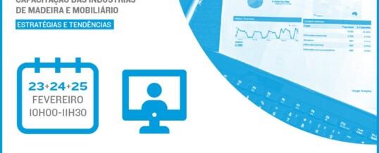 Marketing Digital – Capacitação das Indústrias de Madeira e Mobiliário